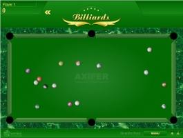 Billards Pool, Bilardo