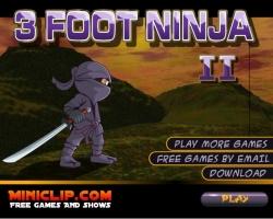 3 Ayaklı Ninja