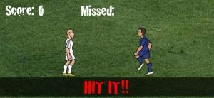 Zidane Kafa Oyunu 2