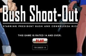 Bush savunmada
