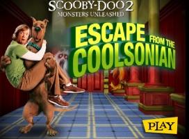 Scooby Doo Coolsonian Müzesinde