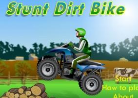 Stunt Dirt Bike - Dublör