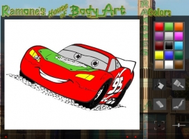 Arabalar Boyama Oyunu Oyna Arabalar Boyama Oyun Cocuk Oyunlari
