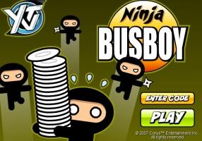 Bulaşıkçı Ninja