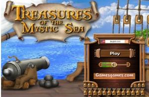 Gizemli Deniz Hazineleri
